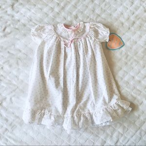 NWT Vintage Alexis Baby Girl Dress